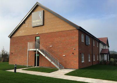 Marstons Lodge, Bridlington